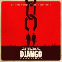'Django Unchained' soundtrack cover artwork