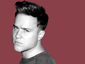 Olly Murs 'Army of Two' artwork
