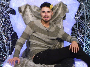 Day 11: Rylan drunk in the Diary Room