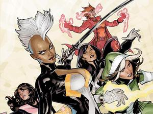 'X-Men #1' Terry Dodson variant cover