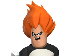 Disney Infinity artwork - Buddy Pine/Syndrome