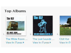 The KLF on iTunes