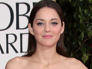 Marion Cotillard arriving at the 70th Annual Golden Globe Awards 2013 in Los Angeles
