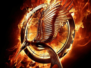 'The Hunger Games: Catching Fire' poster