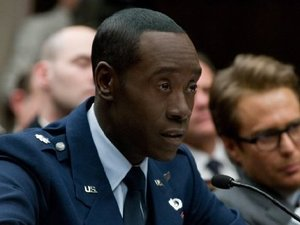 Don Cheadle in 'Iron Man 2'