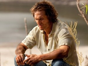 'Mud' still: Matthew McConaughey