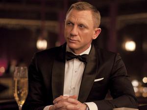 Daniel Craig in 'James Bond: Skyfall'