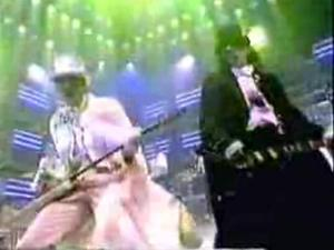 The KLF perform as The Timelords on Top Of The Pops