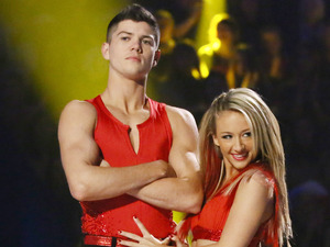 Dancing on Ice: Luke Campbell and Jenna Harrison