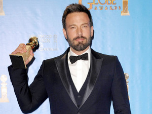 Argo's Golden Globe-winning director Ben Affleck