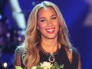 Leona Lewis appears on Germany television.