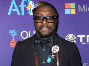 will.i.am at the Inaugural Youth Ball Generation Now Party.