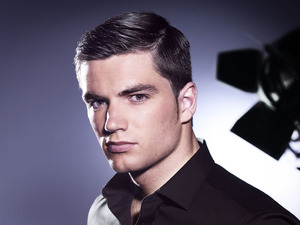 David Witts as Joey Branning in EastEnders