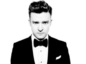 Justin Timberlake suits up for MySpace relaunch