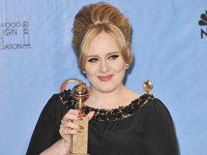 70th Annual Golden Globe Awards held at the Beverly Hilton Hotel - Press RoomFeaturing: Adele Where: Beverly Hills, CA, United States When: 13 Jan 2013 Credit: Apega/WENN.com