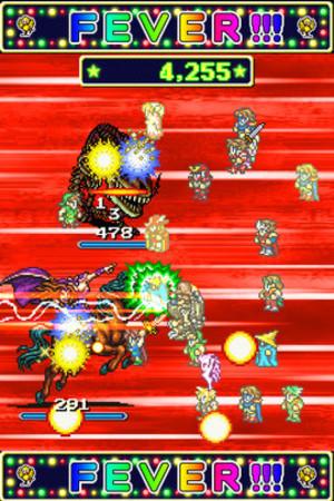 'Final Fantasy: All The Bravest' screenshot