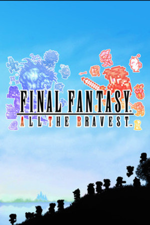 'Final Fantasy: All The Bravest' screenshot