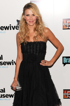 Brandi Glanville 'The Real Housewives of Beverly Hills Season 3' premiere at The Roosevelt Hotel - Arrivals