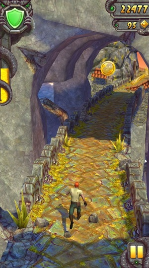 'Temple Run 2' screenshot