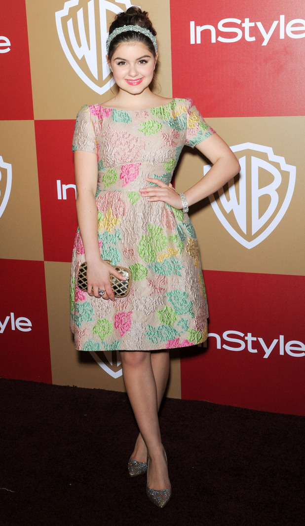 Golden Globes 2013 - Warner Bros and InStyle Party
