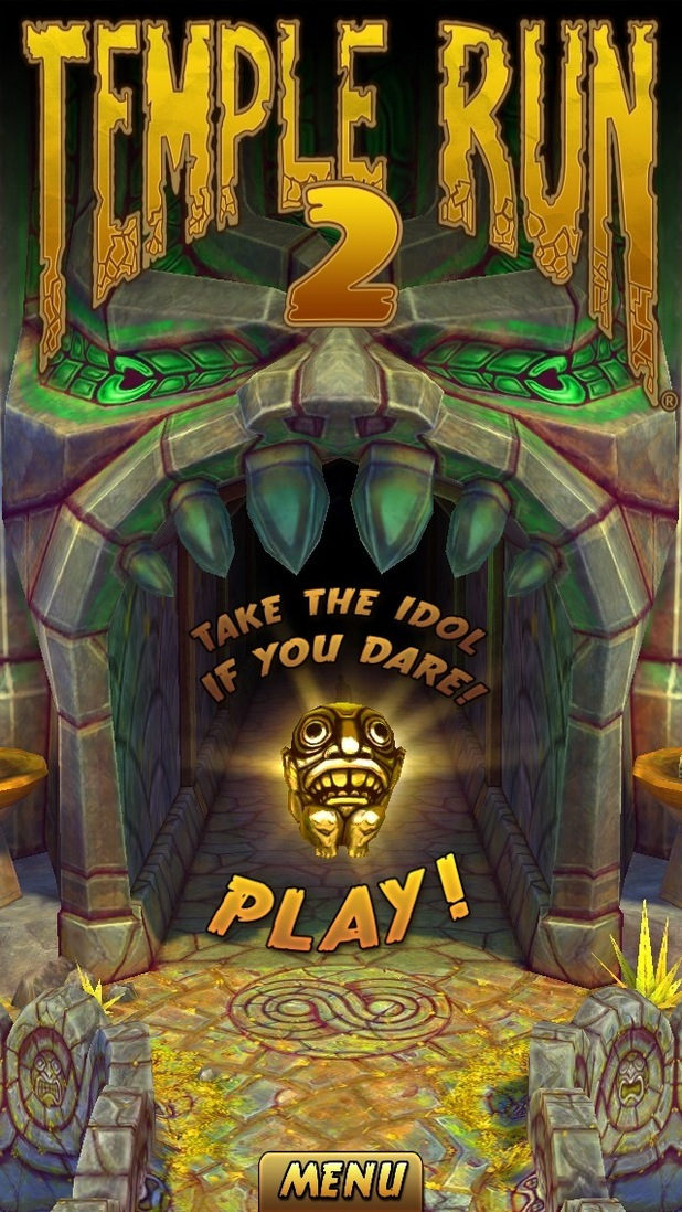 temple run the game