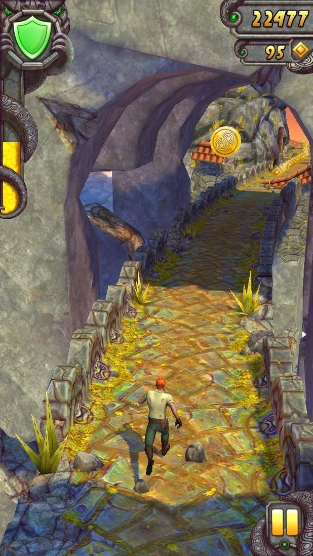 'Temple Run 2' screenshot