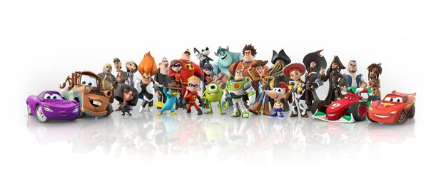 Disney Infinity artwork