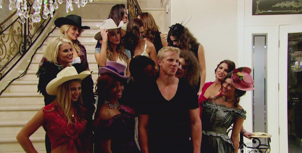 The Bachelor S17E02: Sean Lowe and The Bachelorettes