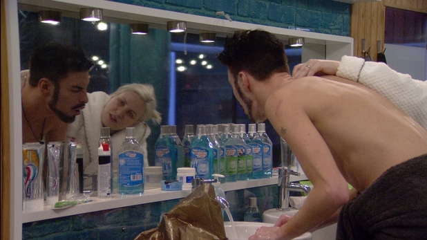 Celebrity Big Brother 2013: Day 15