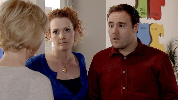 Tyrone and Fiz go to visit Ruby