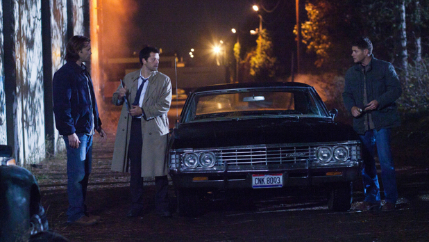 Supernatural S08E10: 'Torn and Frayed'