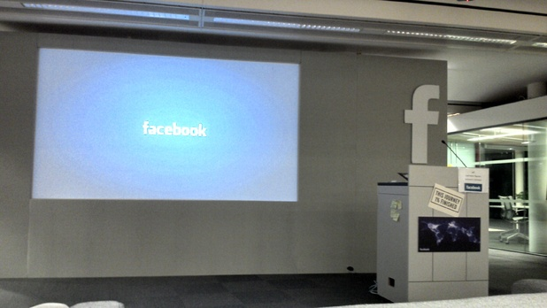 Facebook press event