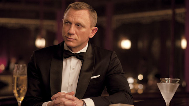 Skyfall James Bond Daniel Craig Macau casino