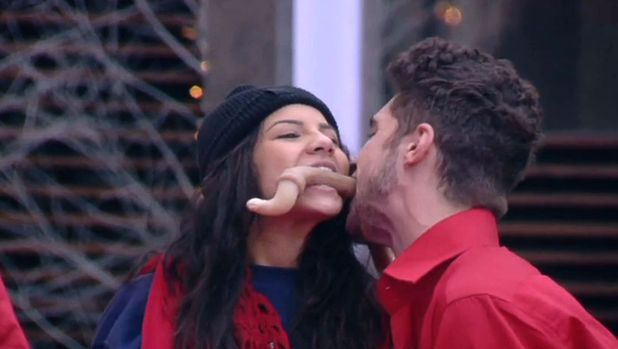 Lacey Banghard, Sam Robertson, Celebrity Big Brother 2013