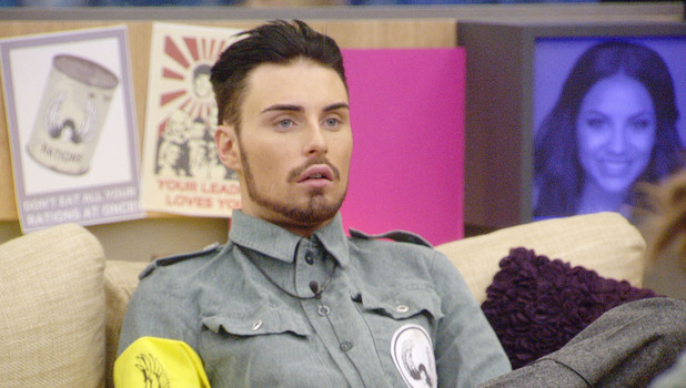 Rylan is shocked
