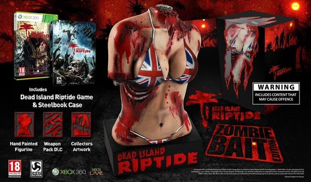 Dead Island Riptide Zombie Bait Edition