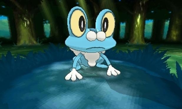 Froakie (Water)