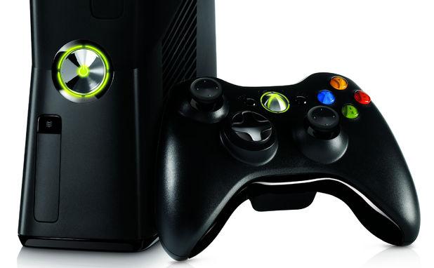 Xbox 360 console New Xbox controller hardware