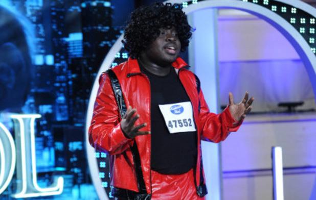 American Idol S12E01: Benjamin Gaisey