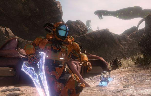 Halo 4: Spartan Ops