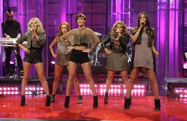 The Saturdays on Jay Leno