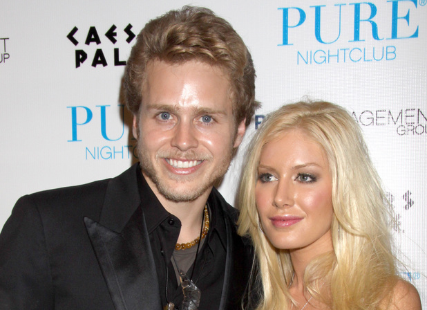 Spencer Pratt and Heidi Montag Reality TV's most popular couple Heidi Montag and Spencer Pratt host Pure Nightclub on Valentine's Day Weekend Las Vegas, Nevada