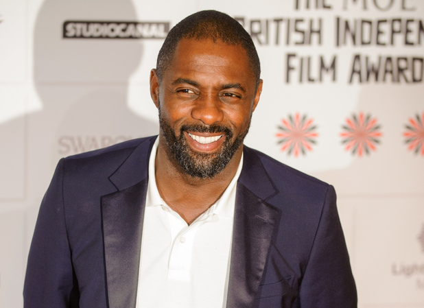 Idris Elba, 2012 British Independent Film Awards