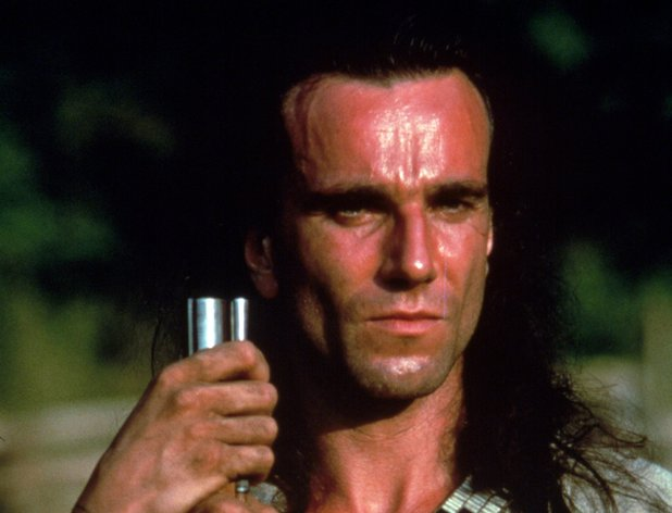 Daniel Day-Lewis, The Last of the Mohicans