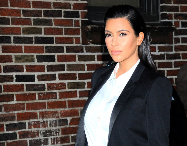 Kim Kardashian**Not Available for the New York Daily News**