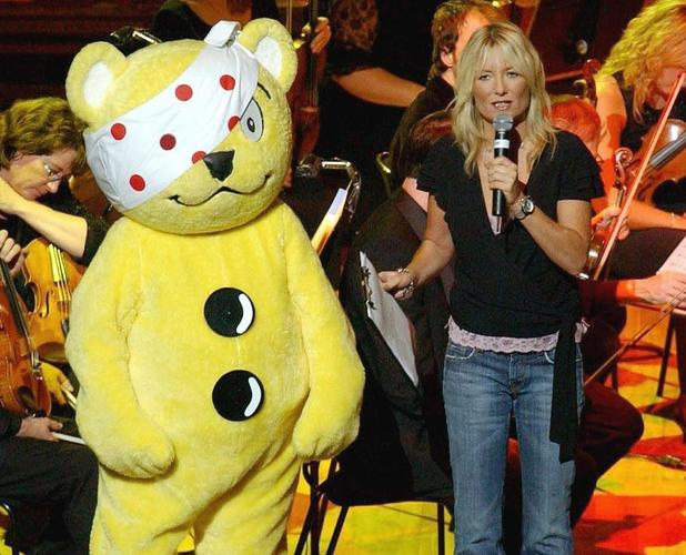 Gaby Roslin presents Children In Need