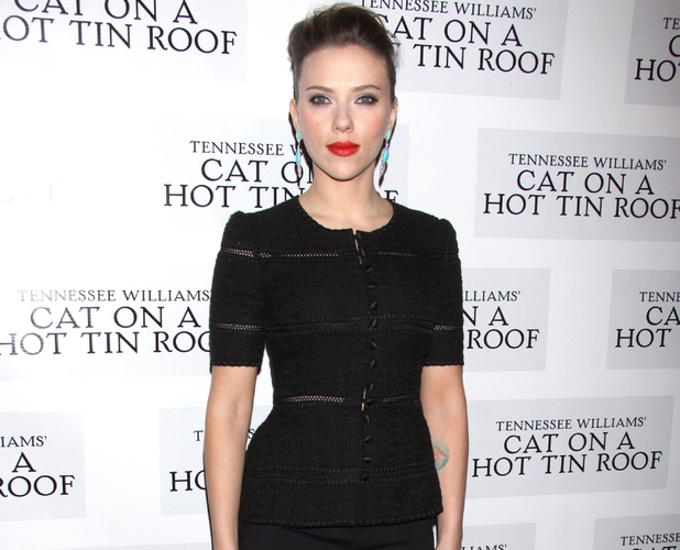 The opening night after party for 'Cat On A Hot Tin Roof' held at the Lighthouse at Chelsea Piers Featuring: Scarlett Johansson Where: New York City, United States