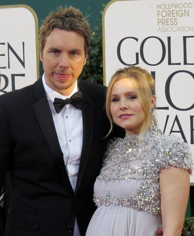 70th Annual Golden Globe Awards held at The Beverly Hilton Hotel, Beverly Hills, CaliforniaFeaturing: Dax Shepard and Kristen Bell