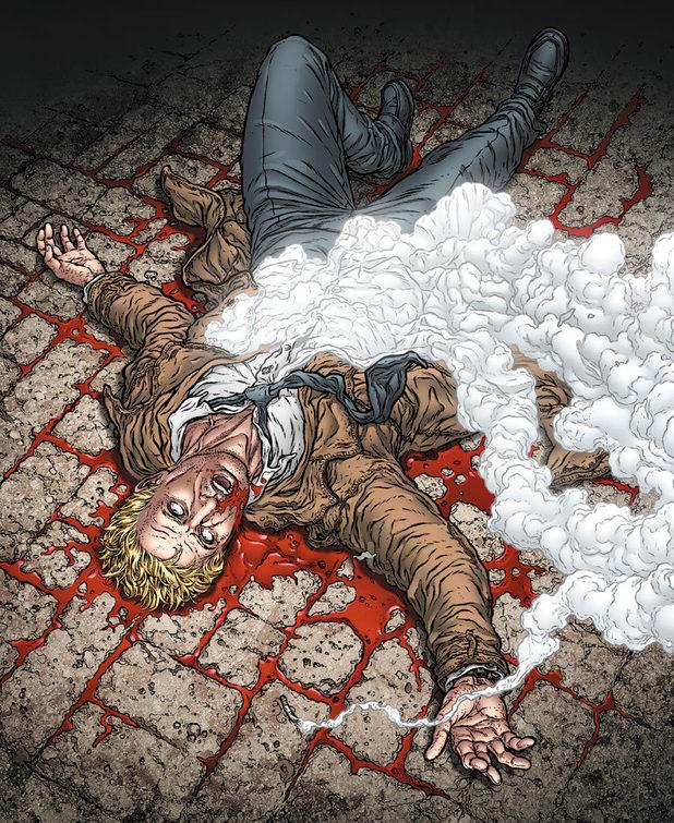'Constantine' artwork