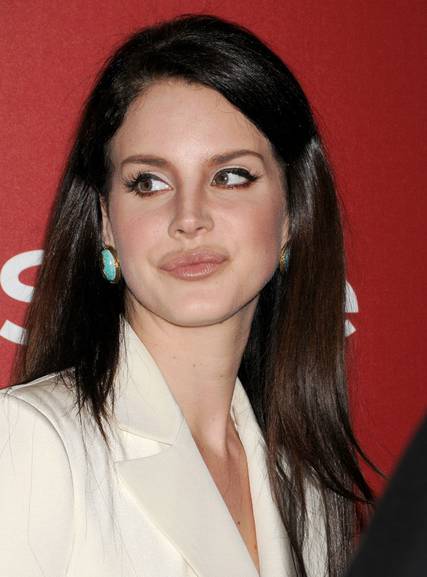 Lana Del Rey, 70th Annual Golden Globe Awards, Warner Bros and InStyle Party,